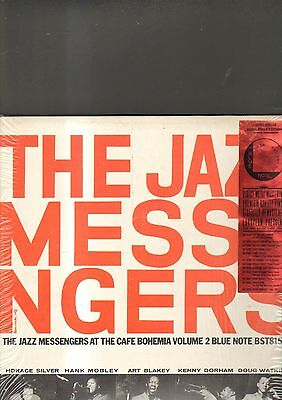 THE JAZZ MESSENGERS - at the cafe bohemia volume 2 LP
