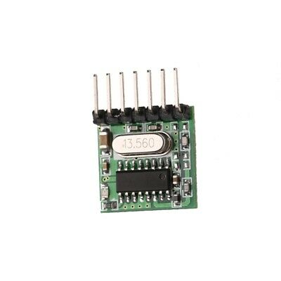 Mini Wireless 433Mhz RF Remote Control 1527 Learning Code Transmitter Module New