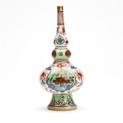 Antique Chinese Overpainted Porcelain Water Dropper 18Th C.