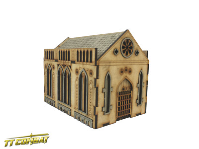 TTCombat - Si-Fi Gothic - SFG036 - Gothic Mausoleum great for 40K