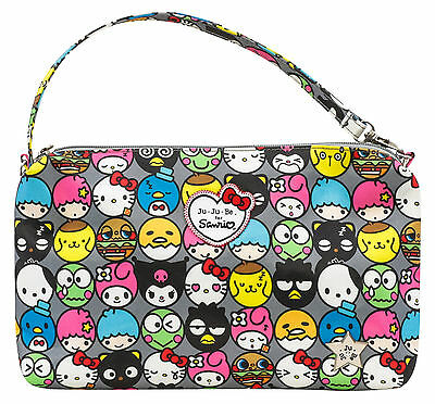 Ju Ju Be Sanrio Be Quick Backpack Baby Diaper Bag Hello Friends NEW