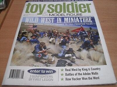 Toy Soldier & Model Figure magazine #227 2017 Special Ed Wild West in Miniature