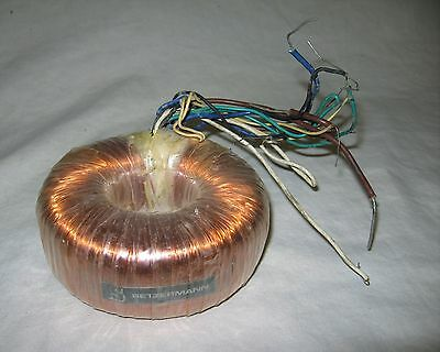 SETZERMANN Toroidal TRANSFORMER - NEW current