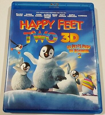 Happy Feet Two (2) - Blu-ray 3D Only