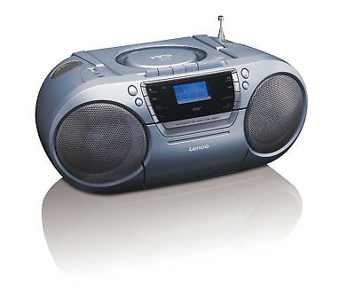 stereo radio cd player ukw lenco scd 24 eur 19 90. Black Bedroom Furniture Sets. Home Design Ideas