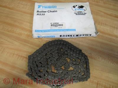 Tsubaki 2W092 Roller Chain RS35(TW) W/O Master Link
