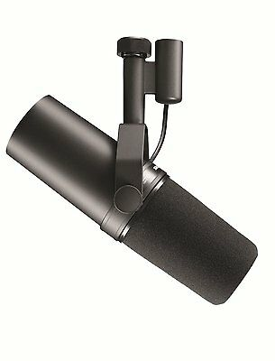Shure SM7B Vocal Dynamic Microphone, Cardioid