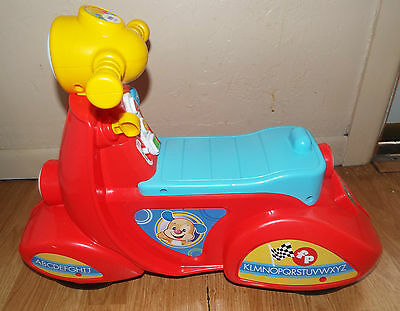 Preschool Ride On Toy Fisher-Price Laugh & Learn Smart Stages Scooter