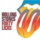 The Rolling Stones - Forty Licks - 2CD