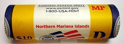 2009 D Northern Mariana Islands US Mint Wrapped Roll