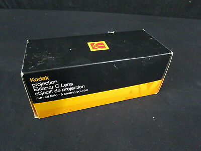 Kodak Projection Ektanar C 102 To 152mm f/3.5 Zoom Lens Still in FactoryBox(140)