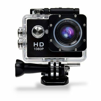 Waterproof 1080P HD Video Recording Action DVR Sport Camera HDMI USB Camcorder