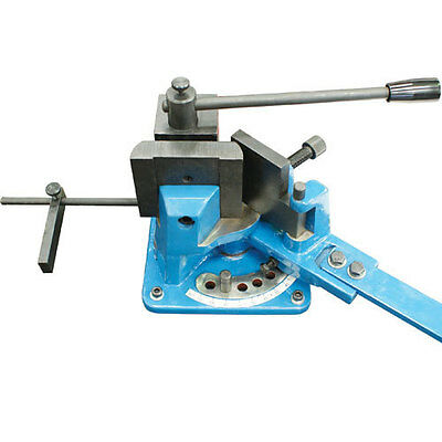 Universal Metal Steel Bar Bender For 100mm Steel Capacity