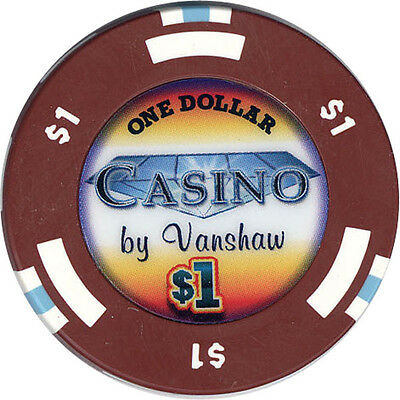 Casino by Vanshaw - $1 Casino Chip