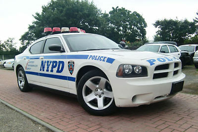 Dodge Charger 5,7 V8 HEMI Police Car  NYPD