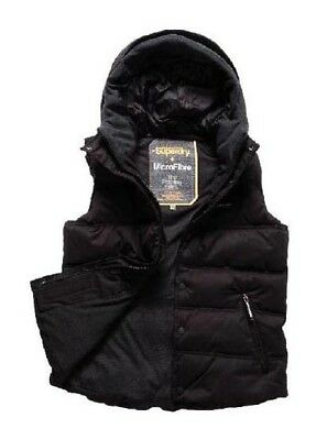 Superdry Microfibre Pitching Gilet Chalecos