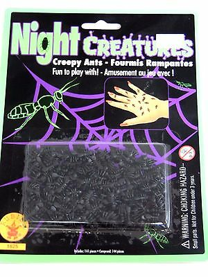 Rubie's Costume Co Creepy Ants Pieces Halloween Party Trick Or Treat Plastic