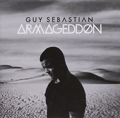 Sebastian Guy-Armageddon (Deluxe Edition)  CD NEW