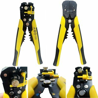 Adjusting Ultimate Self Wire And Hand Cable Stripper Cutter Stripping Tools NEW