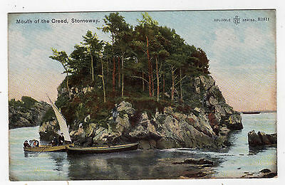 Scotland, Outer Hebrides, Stornoway, Mouth Of Creed