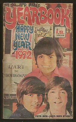 1971 Donny Osmond David Cassidy New Seekers CCR Marmalade SWEET Deep Purple RARE