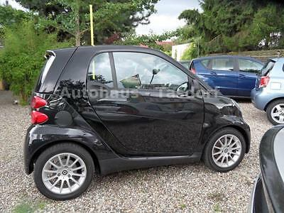 Smart  fortwo coupe mhd softouch passion