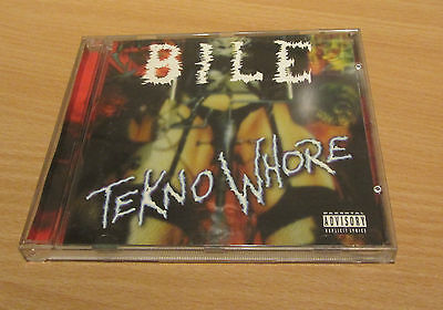 BILE ‎– TEKNOWHORE - CD TOP - Industrial metal