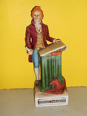McCORMICK    THE THOMAS JEFFERSON  1743-1826 DECANTER