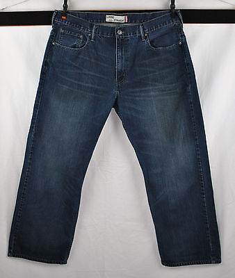Levi's 569 Loose Straight Fit  Jeans 38 x 30