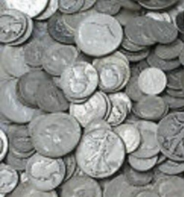 $1 Face 90% Silver Us Coins Special Price With Free Shipping!