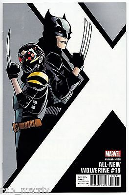 All New Wolverine #19 Nm Leonard Kirk 1:10 Retailer Variant!