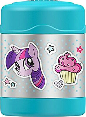 MY LITTLE PONY Thermos® FUNtainer Stainless Steel Insulated 10 oz. Food Jar Blue