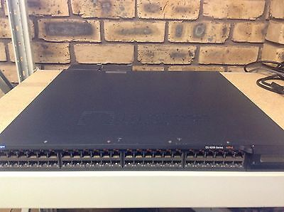 Juniper EX4200-48P Switch Dual Power Supplies EX4200 48 PoE Ports