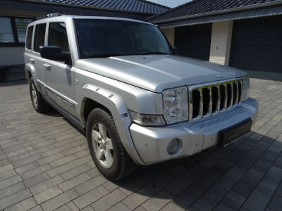 Jeep Commander 3.0 CRD Limited *1.Hand, 7-Sitze*