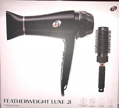 T3 Featherweight 2 Hair Dryer White Color Model 73835