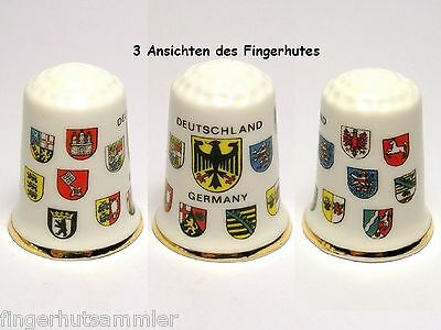 Fingerhut Thimble - Deutschland Germany