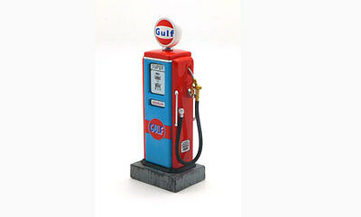 "Retro Fuel Pump ""Gulf"" Type II (TSM 1:18 / 14AC13)"