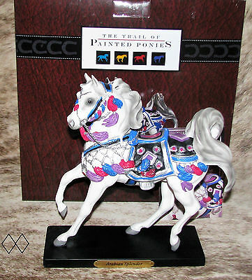 TRAIL OF PAINTED PONIES Arabian Splendor Low 1E/0437~Horse in Dramatic Costume~