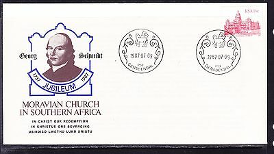 South Africa 1987 - Moravian Church Jubilee Souvenir Cover - Unaddressed
