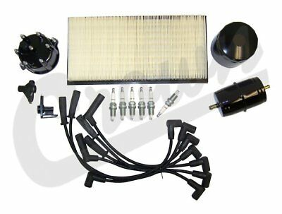 4.0L Tune Up Kit Jeep 1994 To 1996 XJ Cherokee Crown Automotive TK7