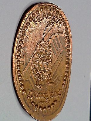 DISNEYLAND FRANCIS-Elongated / Pressed Penny P-67