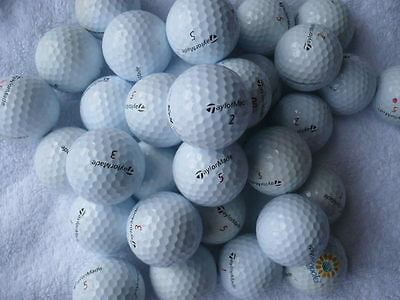 45 Mint-Aaa+ Condition Taylormade Tour Preferred Golf Balls