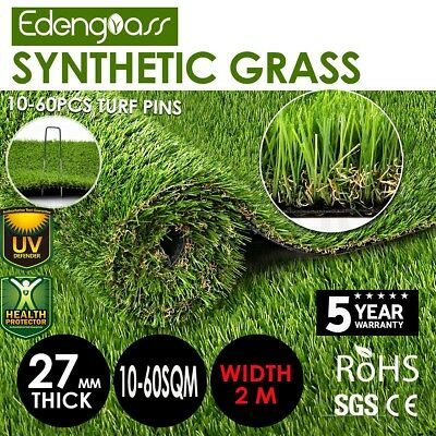 10-60 27mm SQM Synthetic Turf Artificial Grass Plastic Fake Plant Lawn Flooring