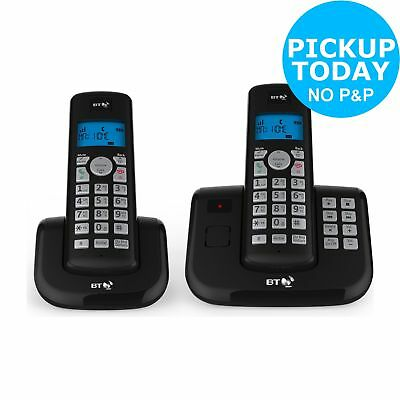 BT 3560 Cordless Telephone with Answer Machine - Twin