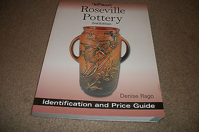 Warman's Roseville Pottery Identification Price Guide 2nd Edition