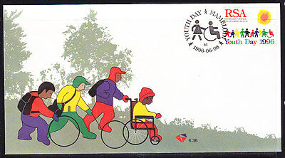 South Africa 1996 - Youth Day  Souvenir Cover - Unaddressed