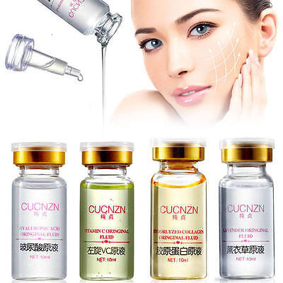 100% Natural Pure Firming Collagen Strong Anti Wrinkle Serum HYALURONIC ACID
