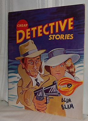 Peter Falk Madeline Kahn CHEAP DETECTIVE Columbia Promotional Film Book! Mystery