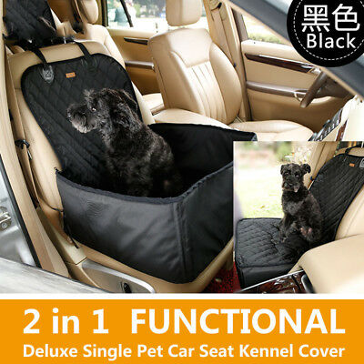 2-in-1-Folding-Dog-Travel-Booster-Bag-Cat-Puppy-Pet-Car-Seat-Carrier-Cover-Safe