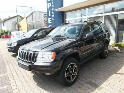 Jeep Grand Cherokee 2.7 CRD Limited,Leder,Automatik,
